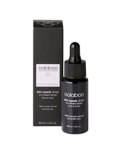 Oolaboo Skin Superb Sun Kissed Drops 30ml