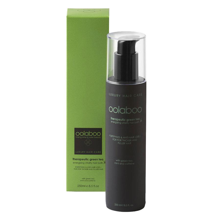 Therapeutic Green Tea Energizing Vitality Hair Bath 250ml