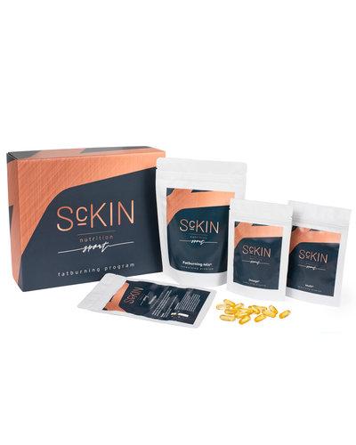 ScKIN Nutrition Fat Burning Program 7 days