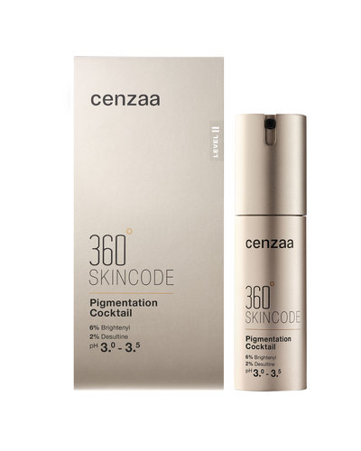 Cenzaa 360º Skincode Pigmentation Cocktail 30ml