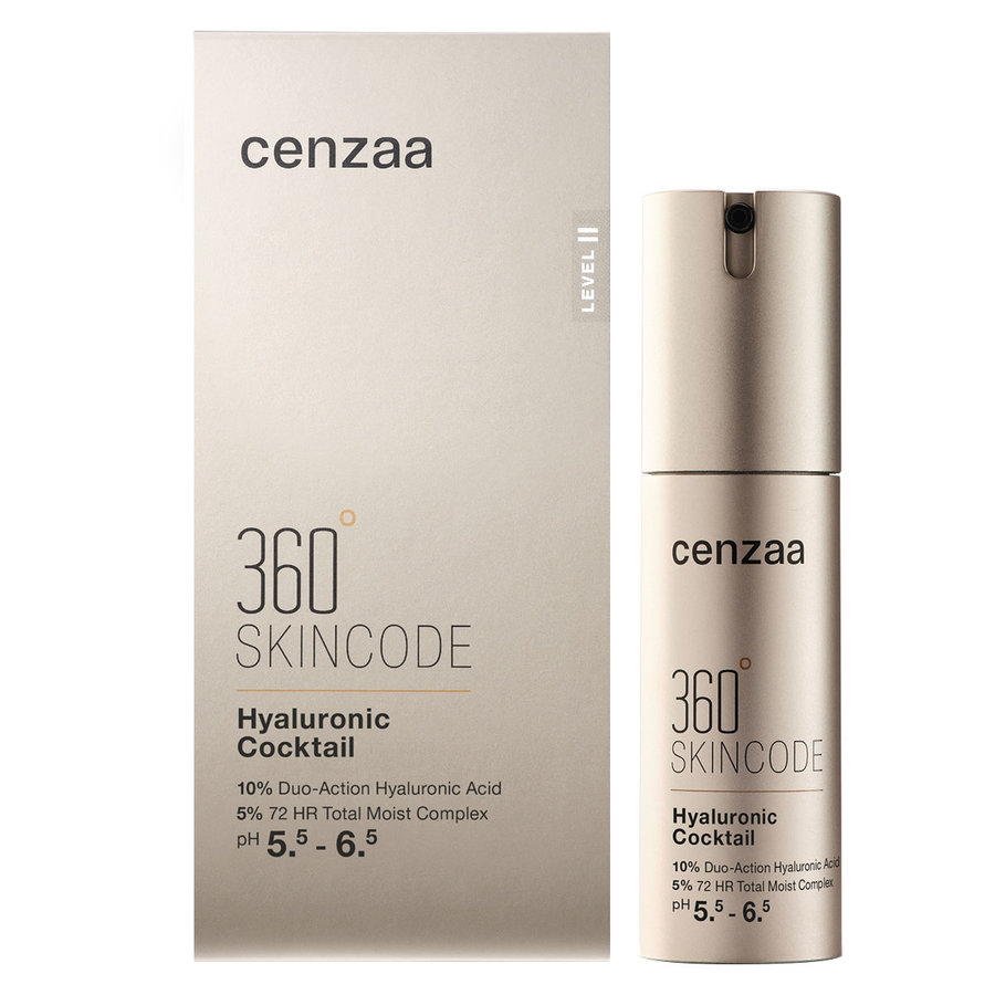 360º Skincode Hyaluronic Cocktail 30ml