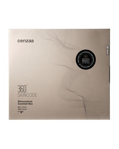 Cenzaa 360º Skincode Cocktail Box Pigmentation