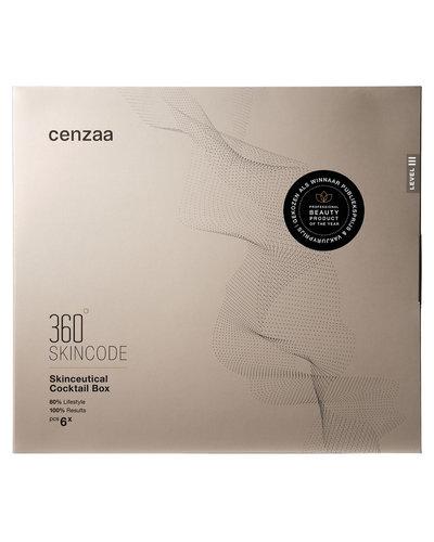 Cenzaa 360º Skincode Cocktail Box Hyaluronic