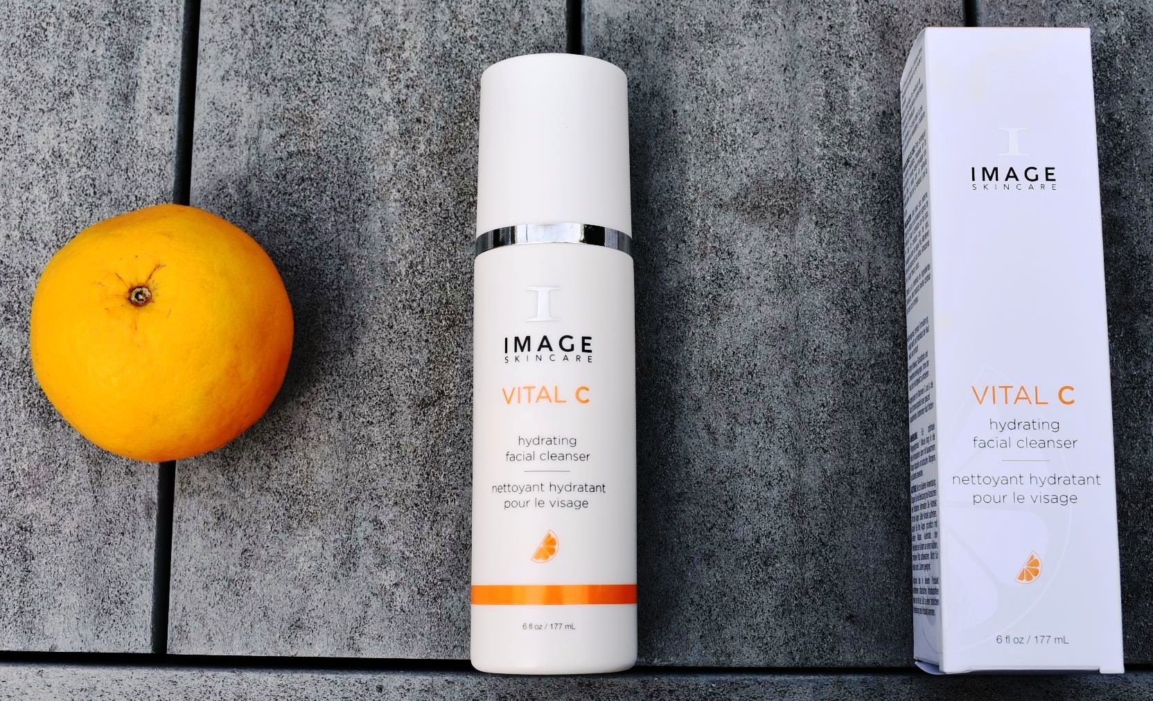 Review  Image Skincare Vital C Hydrating Facial Cleanser