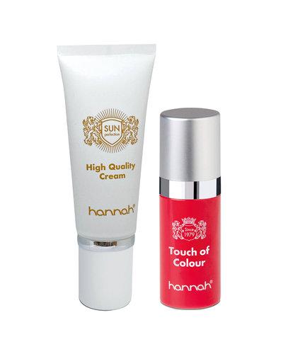 Hannah Tinted Day Protection Duo SPF Medium