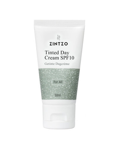 Zintzo For All Tinted Day Cream SPF10 50ml