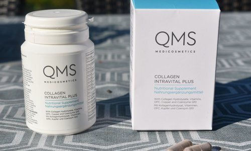 Review QMS Collagen Intravital Plus