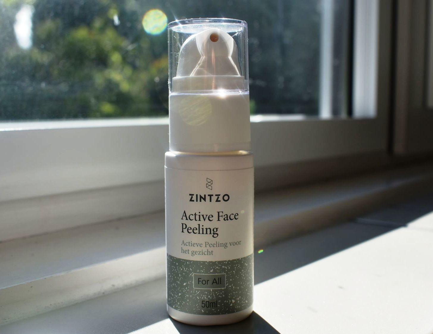 Review: Zintzo Active Face Peeling