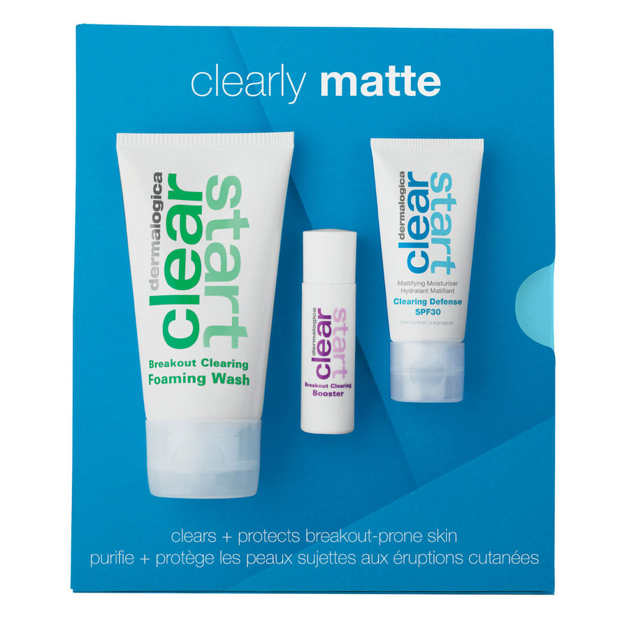 Clear Start Clearly Matte Kit