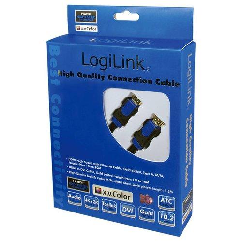 High Quality 4K HDMI 2.0 kabel met ethernet 5M