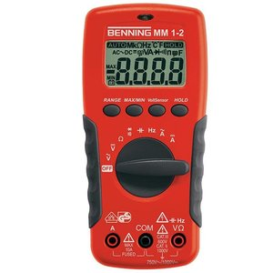 BENNING BENNING MM 1-2 Digital Multimeter