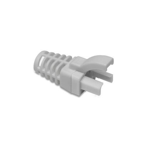 Tule/Trekontlasting voor RJ45 6.3mm Wit