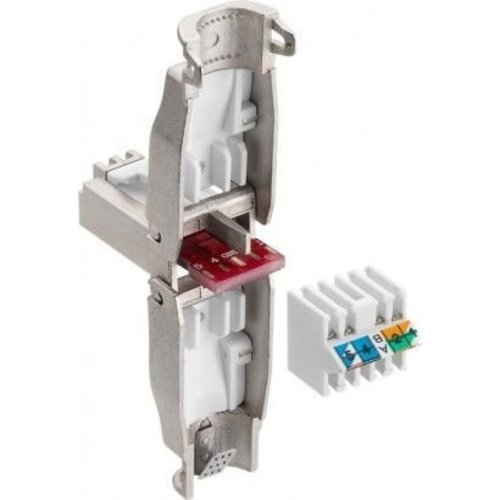 CAT6 Toolless Connector RJ45 - Shielded