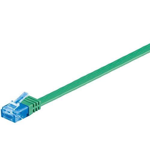 Cat6a kabel: plat/dun