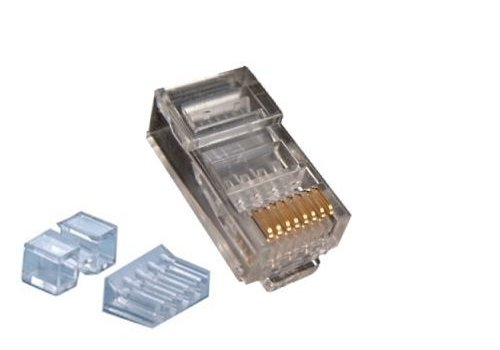 Cat6a connector