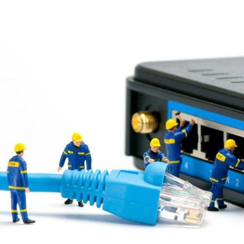Welke netwerkkabel heb ik nodig?