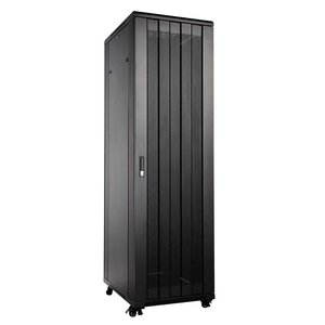 Bintra 42U Server Rack Cabinet Hexagonal vented curved door (WxDxH) 600x1000x2055mm