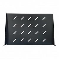 1U legbord voor serverkasten van 450mm diepte