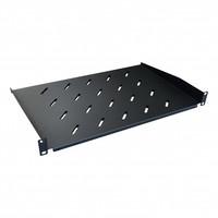 1U shelf for server cabinets of 600mm deep