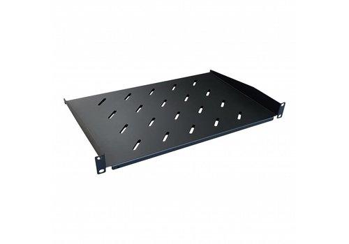 Bintra 1U shelf for server cabinets of 600mm deep