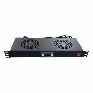 1U Digital temperature unit with cooling fans