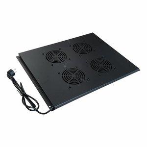 Bintra Fan set with 4 fans for 800mm deep server cabinets