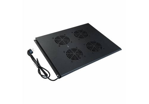 Bintra Fan set with 4 fans for 1000mm deep server cabinets