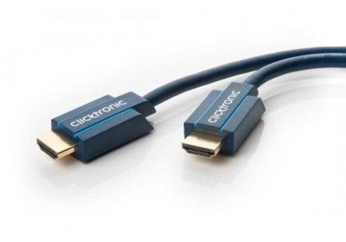 High Speed HDMI Kabel met ethernet 1 meter