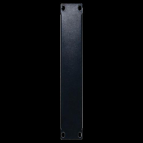 1U 10'' metalen afdekpaneel