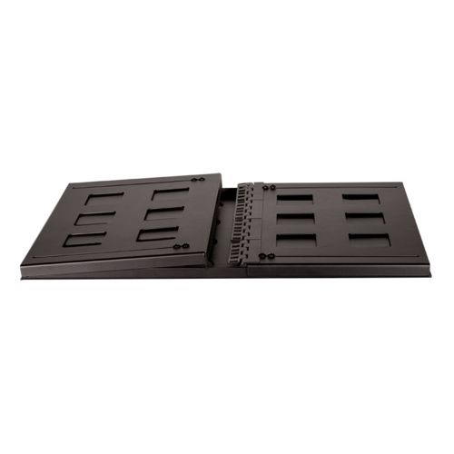 8U wand server rack 494x400x360mm (BxDxH)