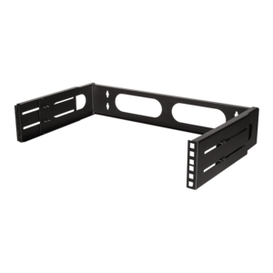 2U wall server rack 494x400x92mm (WxDxH)