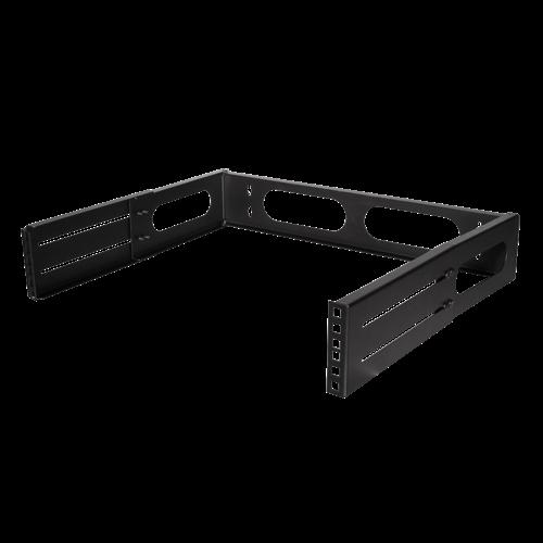 2U wand server rack 494x400x92mm (BxDxH)