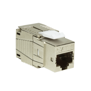 CAT8.1 keystone RJ45 STP Toolless