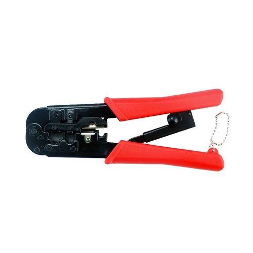 Professional crimping tool metal voor RJ10, RJ11, RJ12 and RJ45