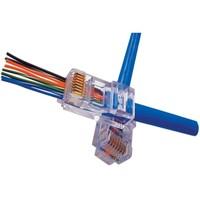 Easy CAT5e Plug EZ-RJ45 - UTP 100 pcs