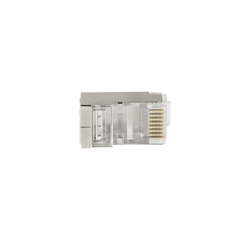 Easy CAT6 plug RJ45 - STP 10 pieces