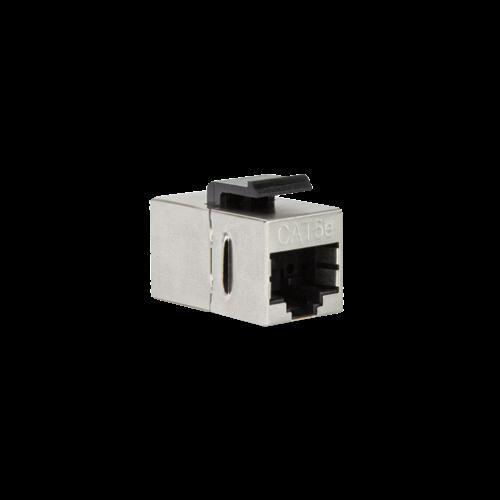 CAT5e keystone coupler STP