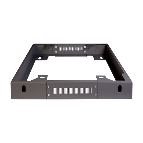 Base for 19 inch server cabinets 600x1000x90mm (WxDxH)