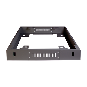 Base for 19 inch server cabinets 600x600x90mm (WxDxH)
