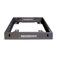 Base for 19 inch server cabinets 800x800x90mm (WxDxH)