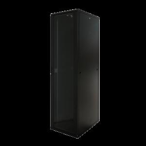 Bintra 22U serverkast met glazen voordeur (BxDxH) 600x1000x1166mm