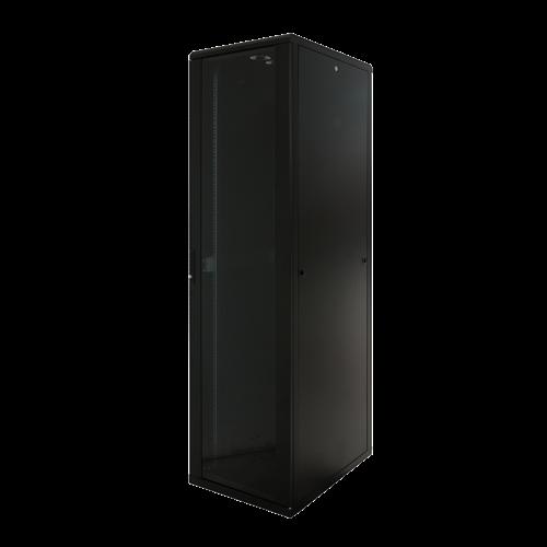 Bintra 42U serverkast met glazen voordeur (BxDxH) 600x1000x2055mm