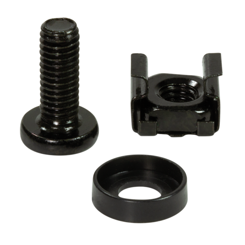 Bintra M6 kooimoeren 50 stuks zwart