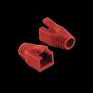 RJ45 Tule 8mm rood 50 stuks