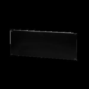 4U solid blank panel