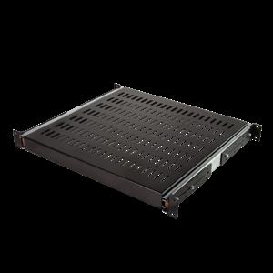 Bintra 1U Sliding shelf for server cabinets of 800mm deep