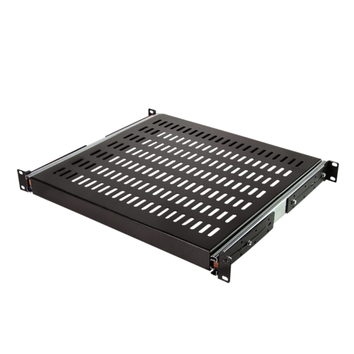 Bintra 1U Uitschuifbaar legbord voor serverkasten van 800mm diepte