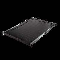 1U Uitschuifbaar legbord voor serverkasten van 1000mm diepte