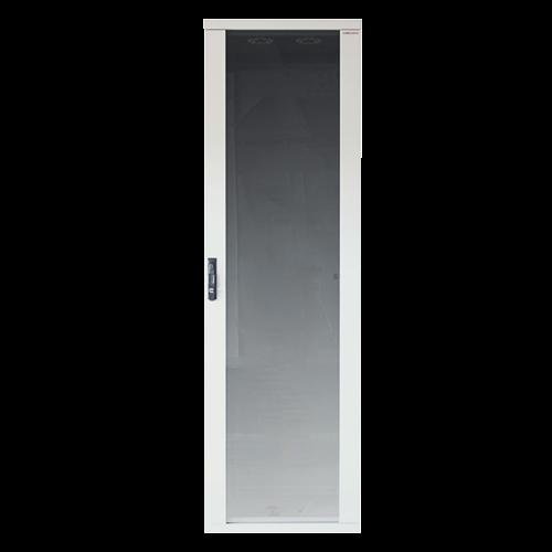 16U Patch cabinet 600x600x878mm white
