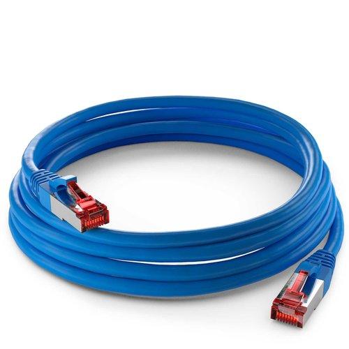 Cat6 S/FTP LSZH 3M Blue